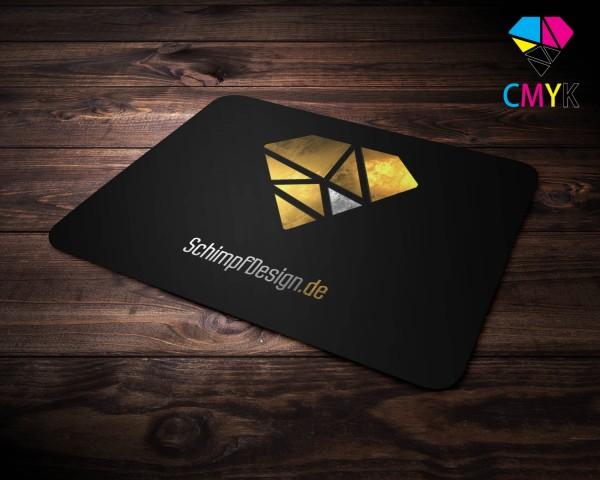 Mousepad 24cm x 19cm - individueller Aufdruck 4/0