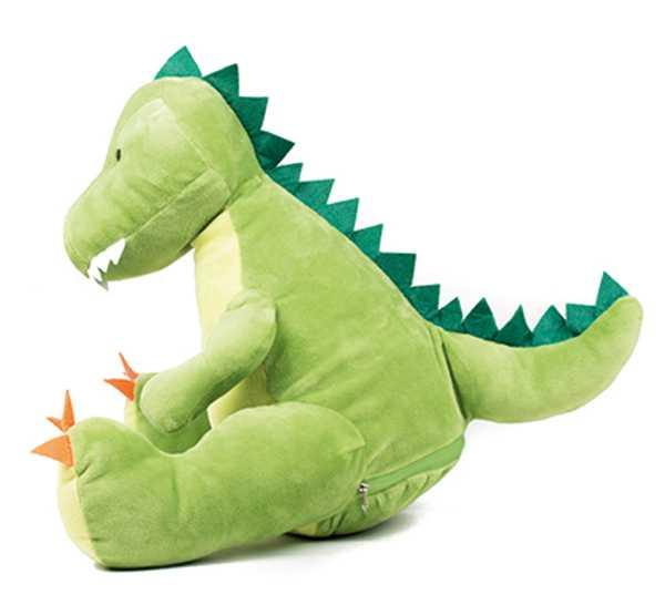 Dino Individuell Bestickt Mit Eigenem Namen Schimpfdesign