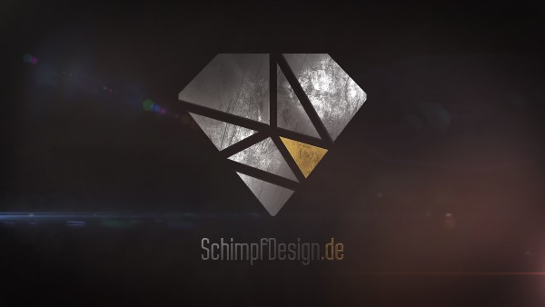 Animiertes Logo in 3D / Video Intro oder Outro