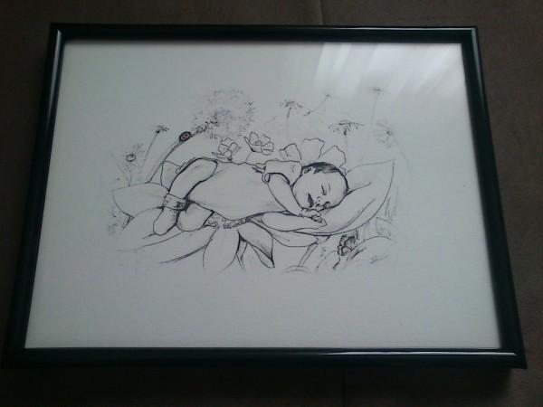 Zeichnung (Digital) - klassischer Stil