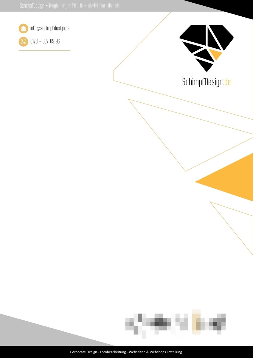 Briefpapier Gestaltung Jetzt Briefpapier Designen Lassen