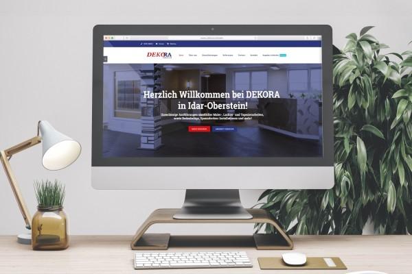 Webseite für Hobby oder Unternehmen