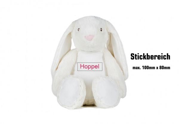 Kuscheltier Bunny - mit eigenem Namen (STICK)