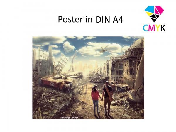 Poster / Plakat - DIN A4